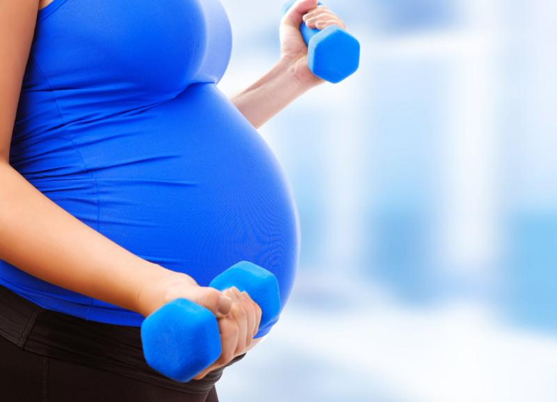 Фото женщины при беременности